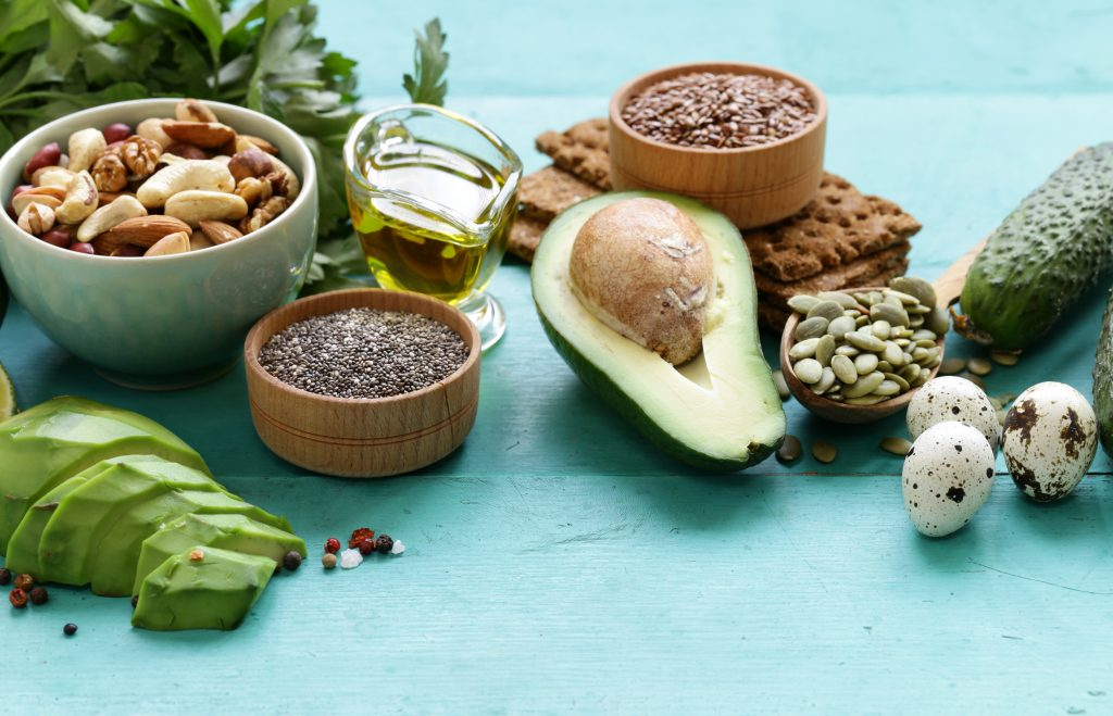 reduce inflammation healthy foods