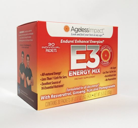 e3 energy drink single box