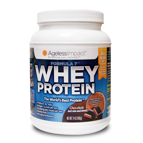 Chocolate Whey Protein - Single