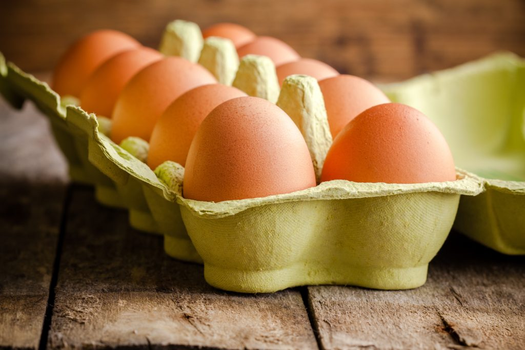 health benefits of eating raw eggs