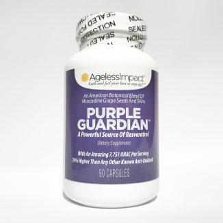Ageless Impact Purple Guardian