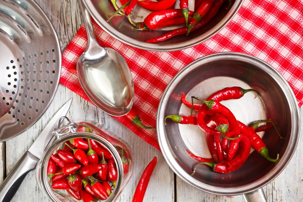 Amazing Anti-Aging Health Benefits Of Chili Peppers!
