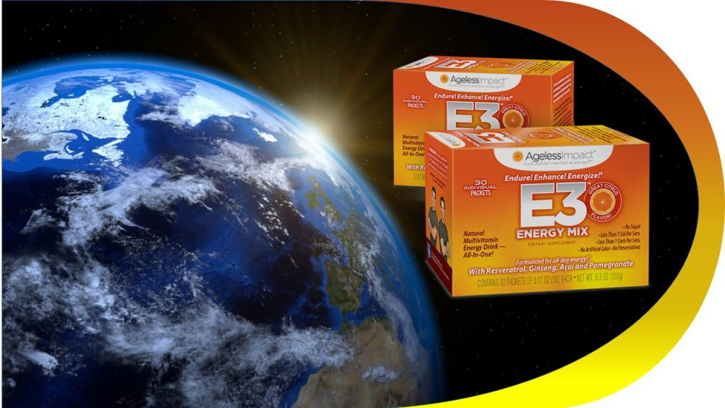 E3 The Most Healthy Energy Drink On The Planet