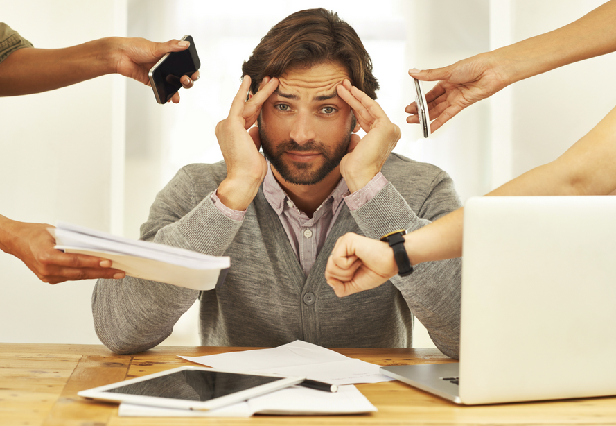 Multi-Tasking Causes Stress and Kills Your Productivity