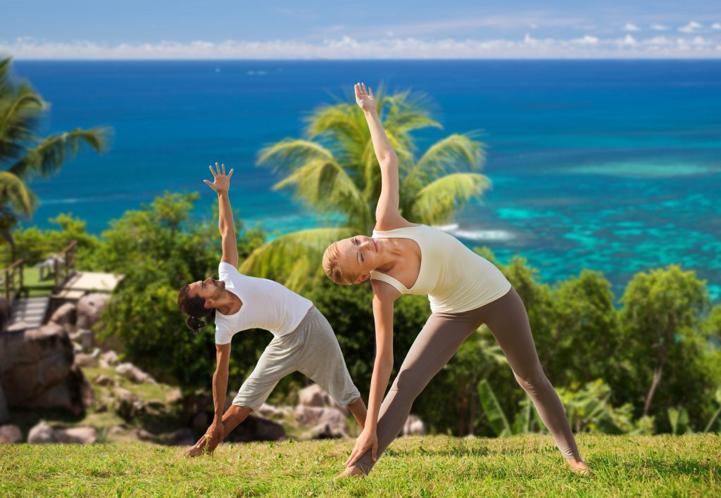 The Many Health Benefits Of Yoga