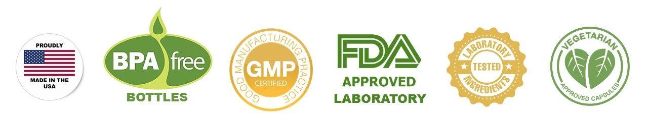 Ageless Impact FDA logo