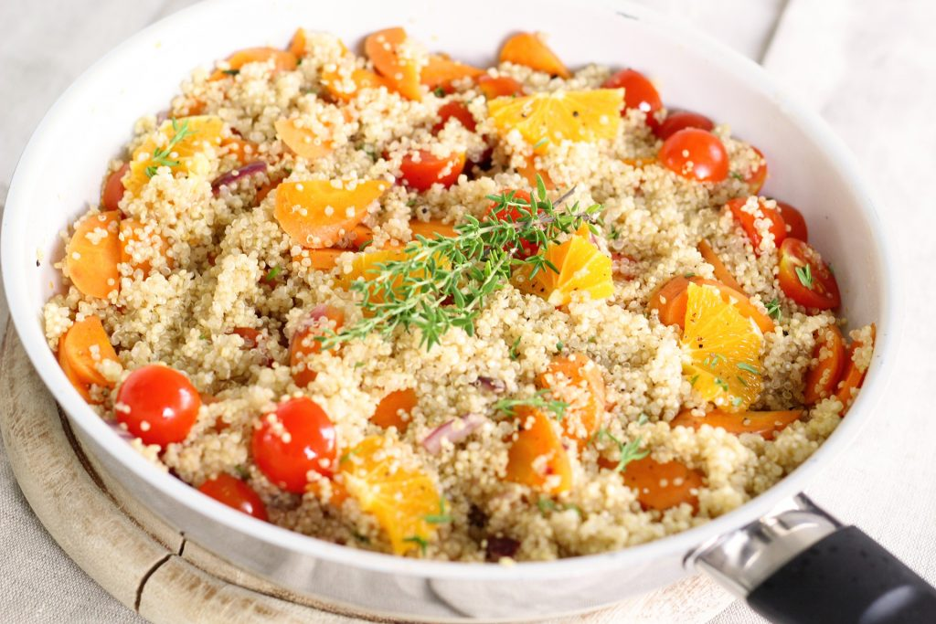 Could Quinoa Make You Live Longer?