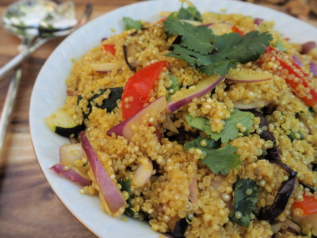 Could Quinoa, An Ancient Grain Make You Look Younger and Live Longer?