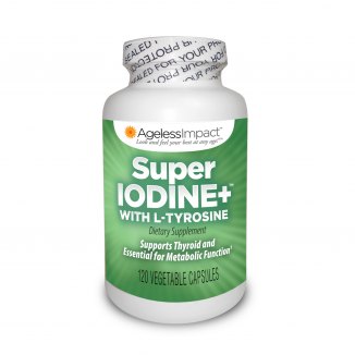 Ageless Impact Super Iodine