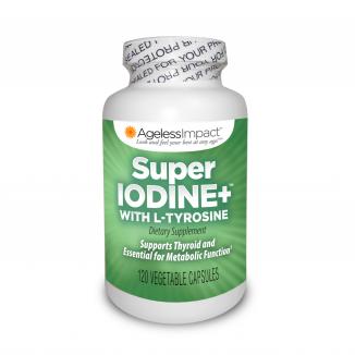 Ageless Impact Super Iodine