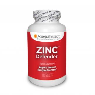 Ageless Impact Zinc Defender