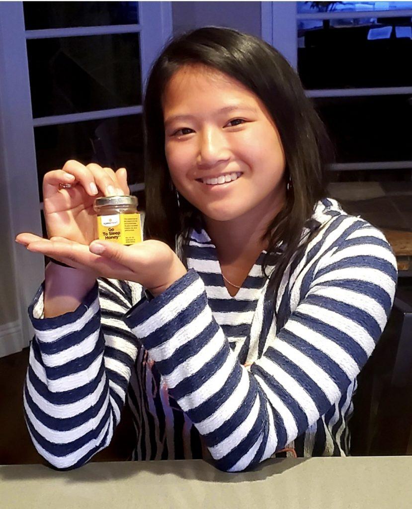 Agleess Impact Go To Sleep Honey Evi Testimony