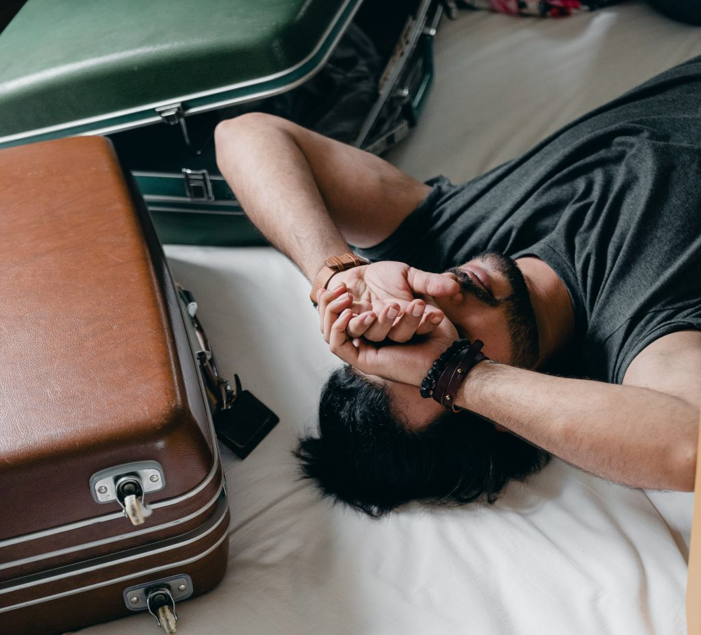 The Effects of Travel & Feeling Jet Lagged