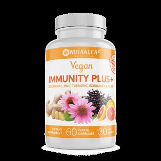 ageless impact nutraleaf immunity plus