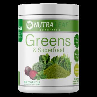 ageless impact nutraleaf greens superfoods